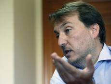 Quico Catalán está en permanente contacto con el alcalde de La Nucía. EFE/Archivo