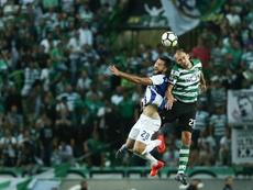 FC Porto e Sporting CP ainda não perderam na Liga NOS em 2017/18. EFE/EPA