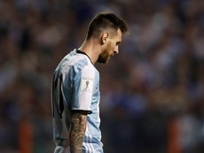 Messi has scored 65 times for Argentina. EFE