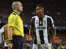 Alex Sandro interesa al United. EFE