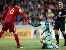 Lima ha jugado contra Ronaldo Nazário, Xavi, Cristiano Ronaldo, Mbappé... EFE