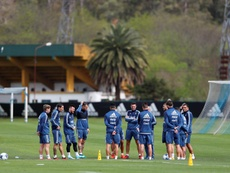 Argentina could miss out on qualification for the World Cup. EFE