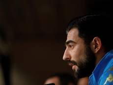 Raul Albiol has been impressed about how well Valencia have recruited this summer. EFE/Archivo