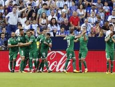 El Leganés sigue soñando con hacer grandes cosas en esta Liga. EFE/Archivo