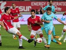 La Copa necesita un reseteo. EFE/MarcialGuillén