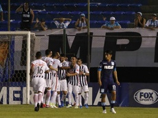 Importante victoria de los paraguayos. EFE
