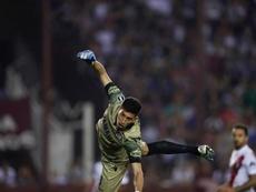 Torres del fútbol argentino. EFE