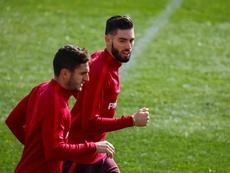 Hace un par de años de la salida de Carrasco del Atlético de Madrid. EFE