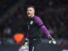 Butland wants to the return to the Premier League. EFE/Archivo