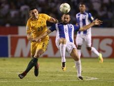 El Mundial está en juego para Honduras y Australia. EFE