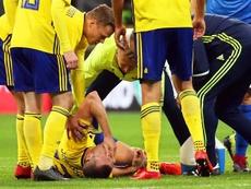 Helander, Jansson y Rohden tienen problemas estomacales. EFE