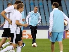 El Rosenborg suma un nuevo refuerzo con Zekhnini. EFE/Archivo
