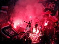 PSG will allow fans for the friendly matches. EFE