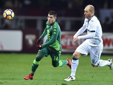 Le Torino demande 25 millions pour Iago Falqué. EFE