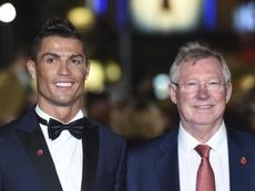 Ferguson wanted to re-sign Cristiano Ronaldo. EFE/Archivo
