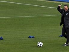 Victor Pereira pictured at Porto. EFE