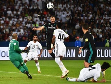 Bale admitted that Madrid players joked about Ali Khaseif. EFE