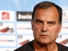 Marcelo Bielsa ex entraîneur de L'OM . EFE