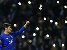 Iker Casillas raccroche les crampons. efe