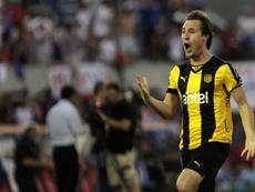 Novic, ¿de vuelta a Peñarol? EFE/Archivo