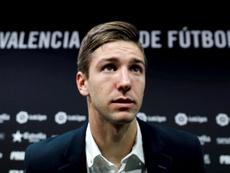 Luciano Vietto podría despedirse del fútbol portugués. EFE