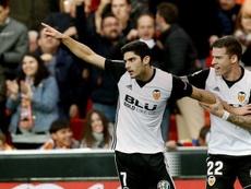 Guedes et les siens voudront rebondir après leur élimination en Copa. EFE