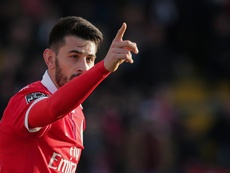 Pizzi could well be snapped up by Manchester United. EFE