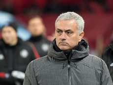 Mourinho is not planning on recalling United's loan players. EFE/Archivo