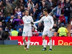 Bale and Ronaldo each scored twice as Real swept Deportivo aside. EFE