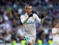 Toujours pas de match plein pour Gareth Bale. EFE