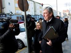 L'avocat Víctor Rodríguez 'Viti' accusé d'agression sexuelle avec ses deux ex-coéquipiers . EFE