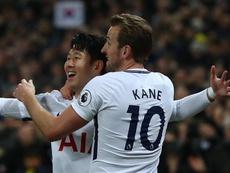 Harry Kane é uma das estrelas que devem permanecer no Tottenham. EFE/EPA/Arquivo