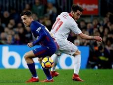 Barcelone et Alavés joueront le samedi à 22h15. EFE