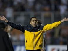 Riquelme lamentó la falta de técnica en las categorías inferiores. EFE/Archivo
