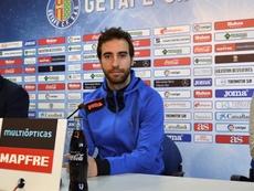 Flamini defendió la forma de jugar del Getafe. EFE