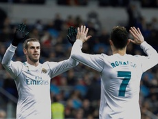 Bale believes Madrid are more of a team this season. EFE