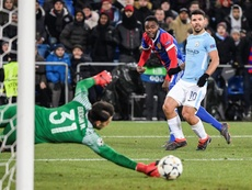 Oberlin made waves in the Champion League with Basel. EFE