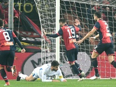 Goran Pandev suena para regresar al Inter. EFE