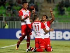 Santa Fe ya está clasificado para la fase de grupos de la Libertadores. EFE