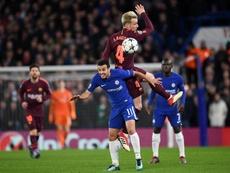 El Chelsea es cada día más internacional. EFE