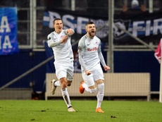 Berisha a éveillé l'intérêt de Villarreal. EFE