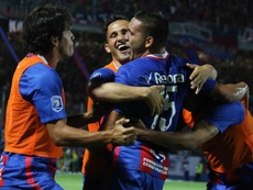 Cerro ganó en territorio venezolano. EFE