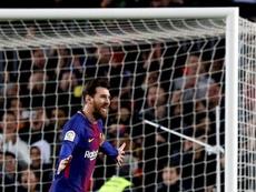 Messi, l'histoire vivante du Barça. EFE