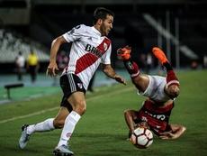Mayada podría dejar River Plate. EFE