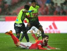 Prováveis escalações de Marítimo e Benfica. EFE