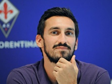 Astori passed away suddenly on Sunday. EFE/Archive