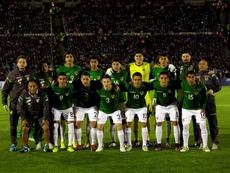 La Selección de Bolivia supo reaccionar al 2-0 de Arabia en 10 minutos. EFE/Archivo