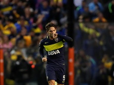 Fernando Gago va entraîner une équipe de D1 argentine. EFE
