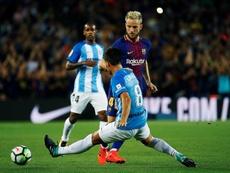 Rakitic quer ver Neymar novamente no Barcelona EFE