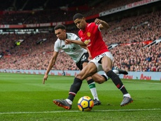 United and Liverpool come face to face this weekend. GOAL